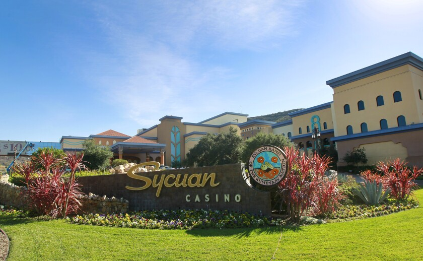 Sycuan casino started as a humble bingo hall and has grown into a philanthropic force in the community, aiding 700 local organizations and charities.
