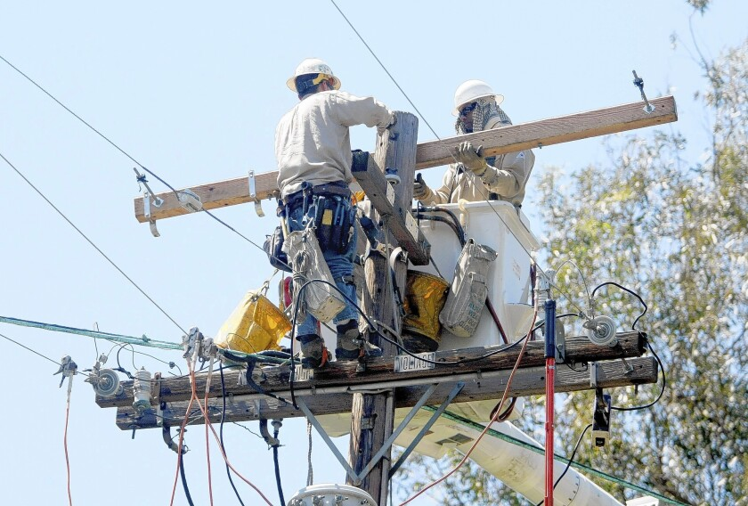 electric work in la canada