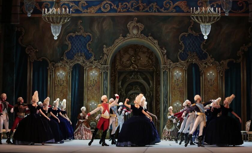 The Mikhailovsky Ballet