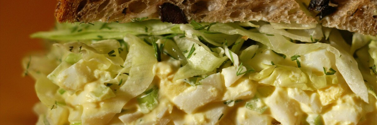 Salad, sandwiches and more: Recipes using hard-boiled eggs