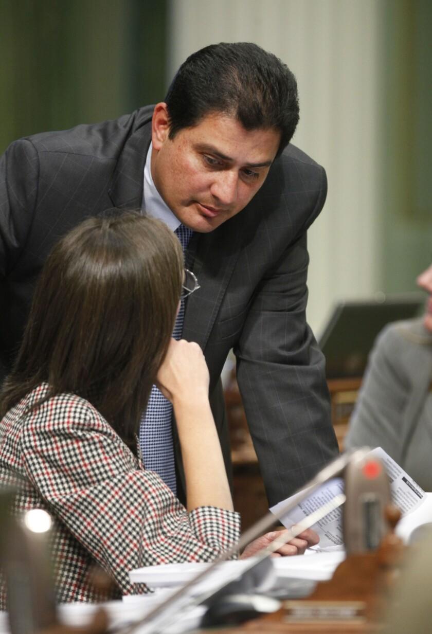 Assemblyman Ben Hueso poised to take state Senate seat
