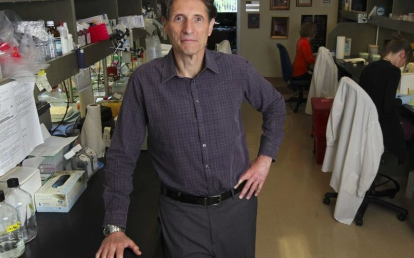 Mitchell Kronenberg, president and chief scientific officer, La Jolla Institute for Allergy and Immunology