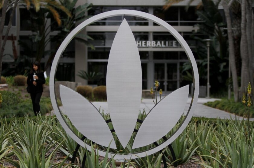 FTC urged to investigate multilevel marketing firms such as Herbalife