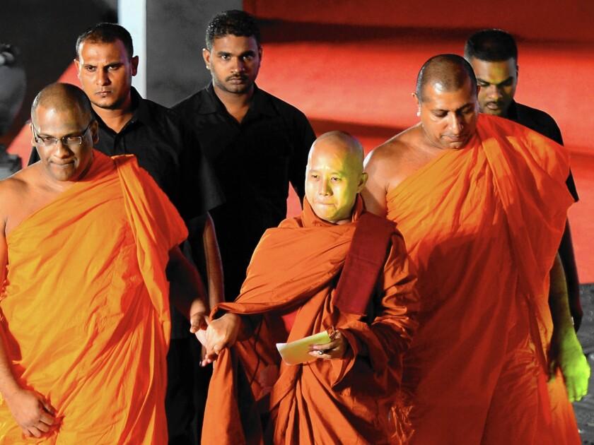 Anti-Muslim Buddhist monk Ashin Wirathu