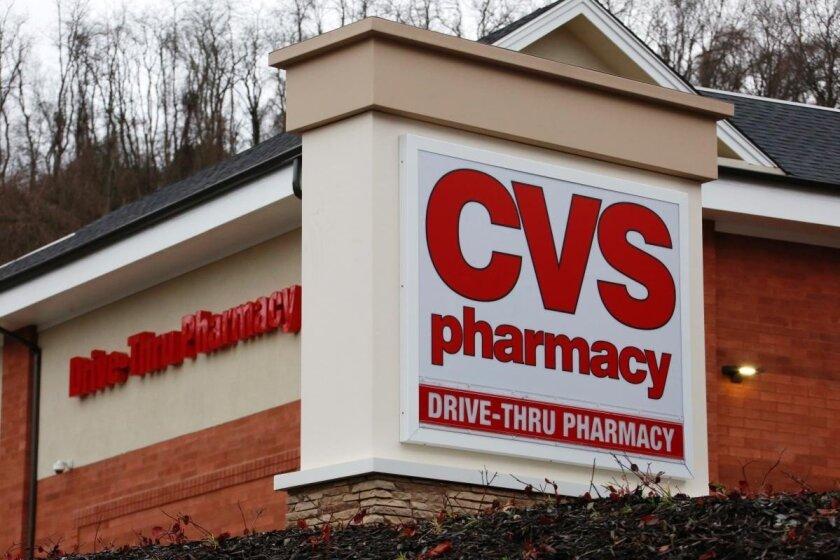 A CVS store