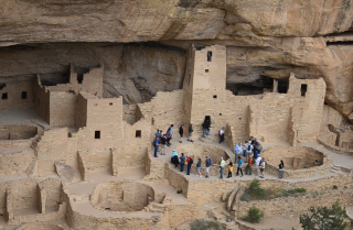 A Minute Away: Colorado Cliff Dwellings, Mesa Verde National Park