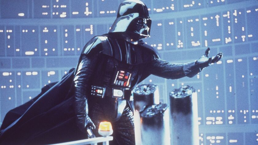 """The LA Phil offers live-to-screen performances of John Williams' scores for """"Star Wars"""" and """"The Empire Strikes Back."""""""
