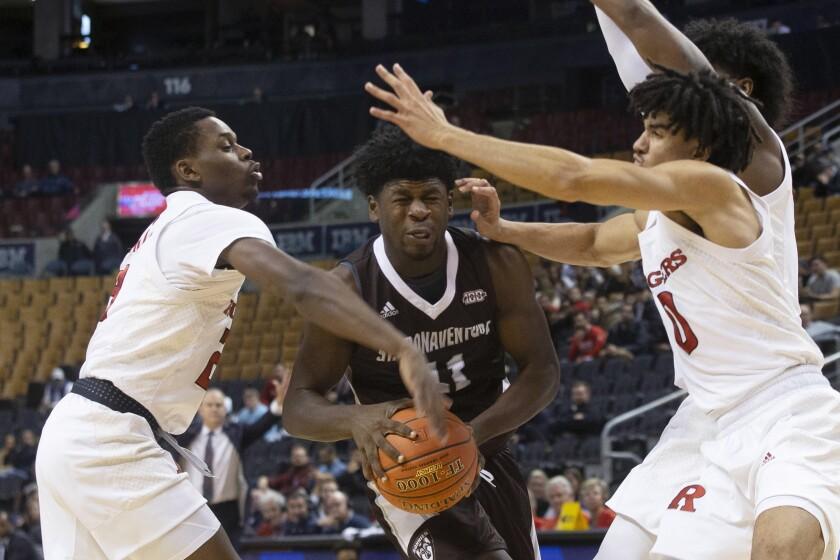 St Bonaventure Rutgers Basketball