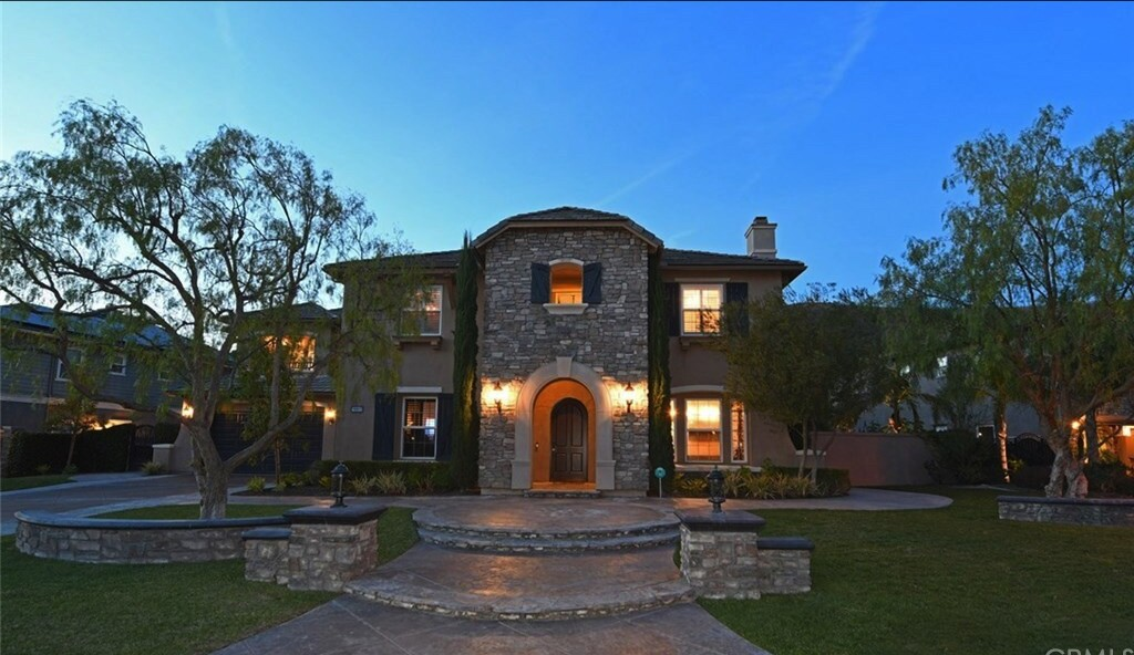 Christina El Moussa's Yorba Linda mansion