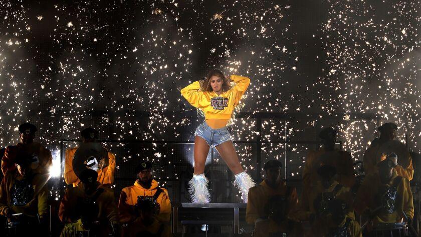 Beyoncé conquered Coachella in 2018.