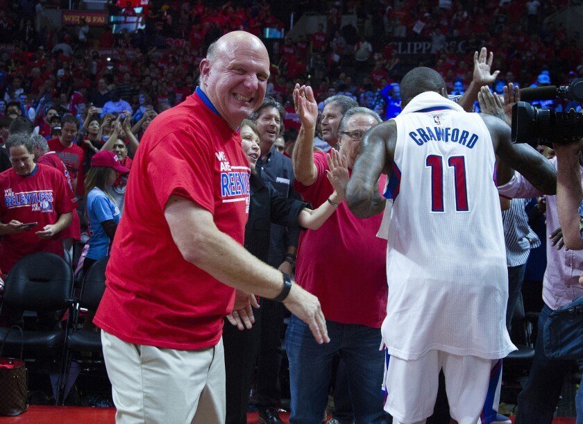 Clippers looking for a new TV deal