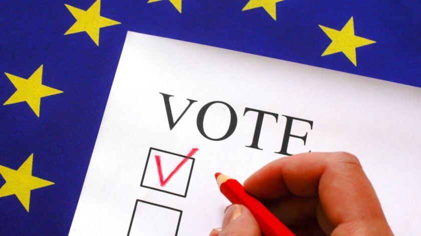 vote ballot