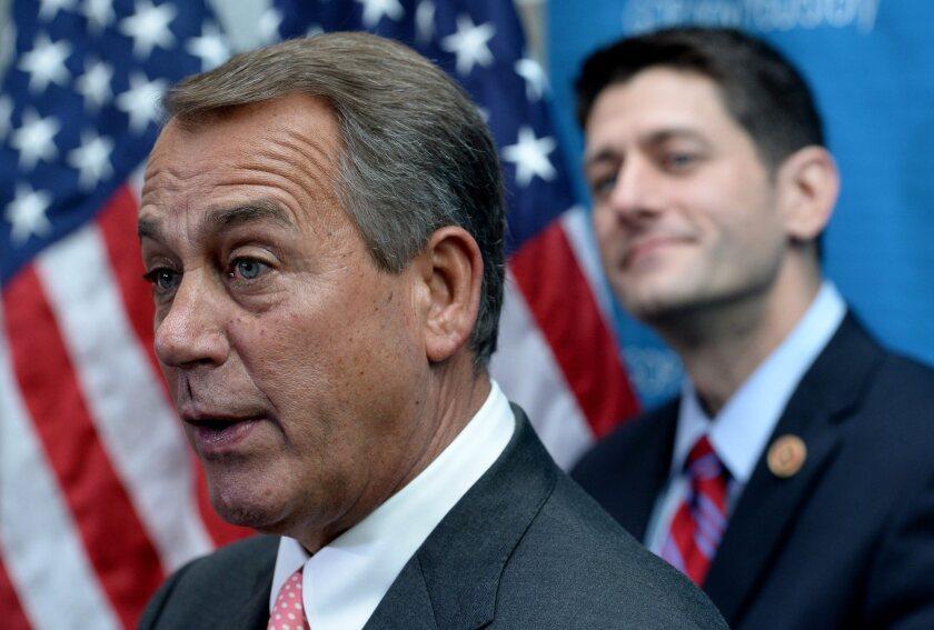 Boehner budget deal