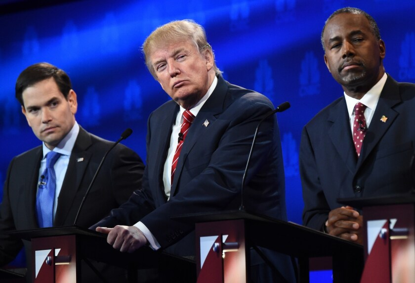 Fear (or its absence) are driving the GOP and Democratic presidential campaigns
