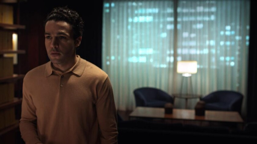 Christopher Abbott as Reed in Universal Pictures Content Group?s horror film ?PIERCING.? Credit: Uni