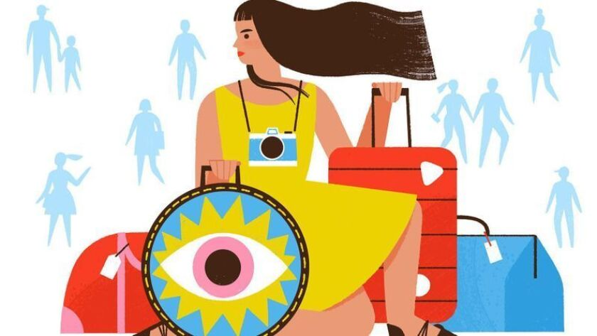 mujeres viajeras
