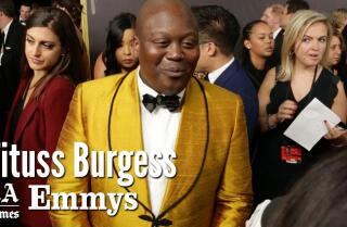Emmys 2017: Tituss Burgess Full Interview