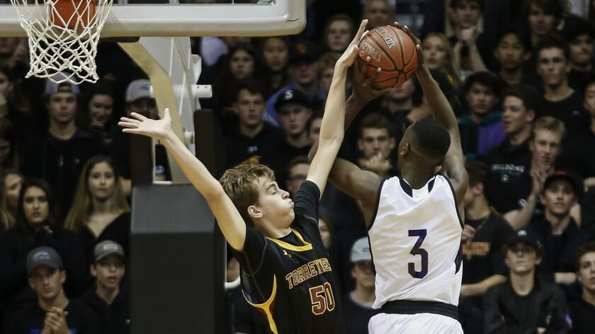 After winning a San Diego Section title, Travis Snider and his Torrey Pines teammates will face No. 1 Chatsworth Sierra Canyon in the SoCal Regional.