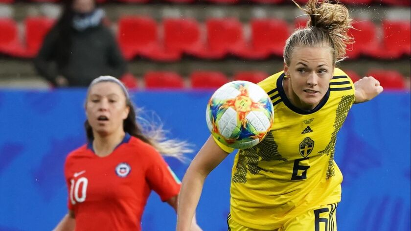 FIFA Women's World Cup 2019, Rennes, France - 11 Jun 2019