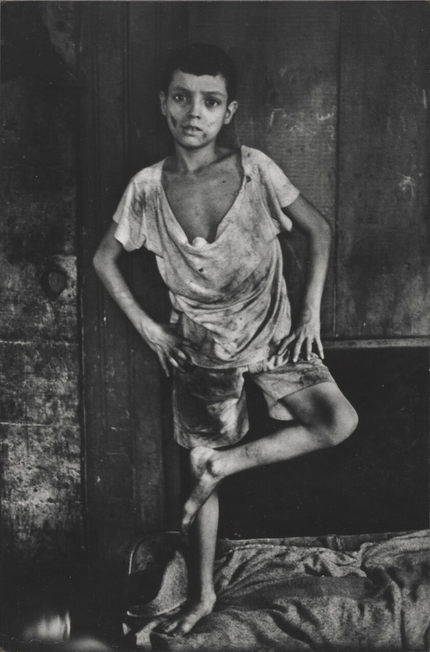 The Flavio story by Gordon Parks at Getty Museum