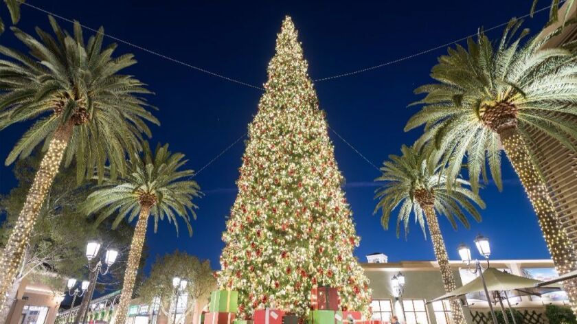 Christmas In La.So Cal Holiday Events You Don T Want To Miss Ice Skating