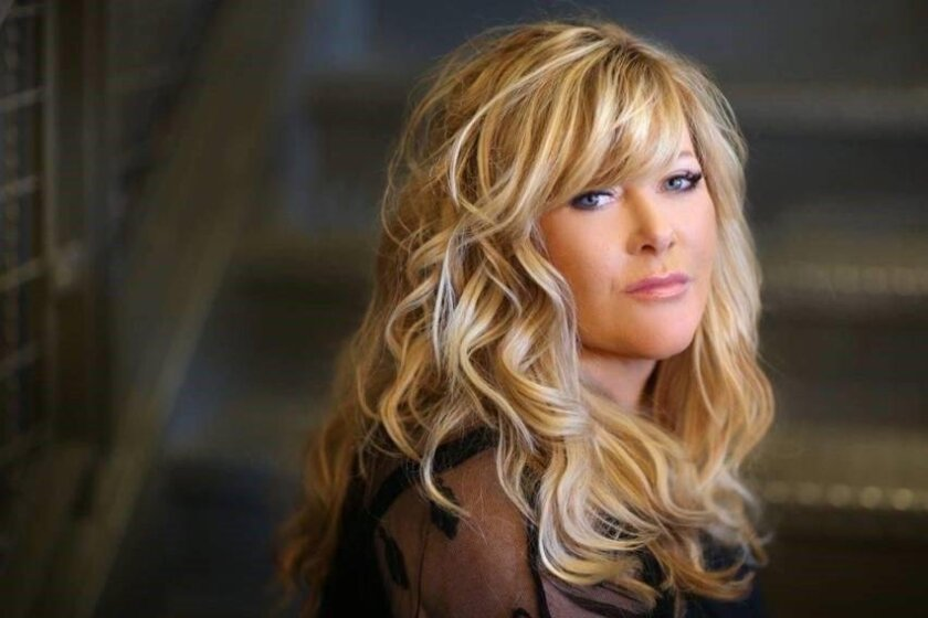 Jamie O'Neal will perform at Carols by Candlelight in Escondido.