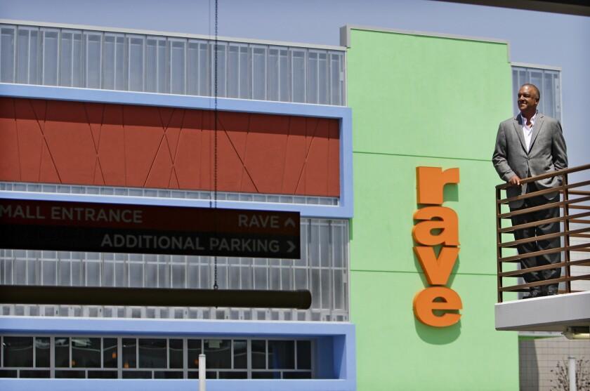 Rave Cinemas in Baldwin Hills