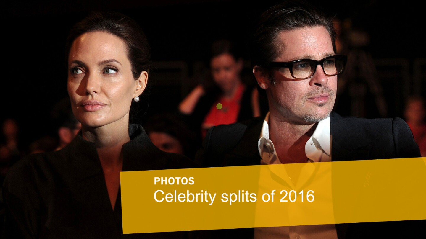 Angelina Jolie Pitt and Brad Pitt