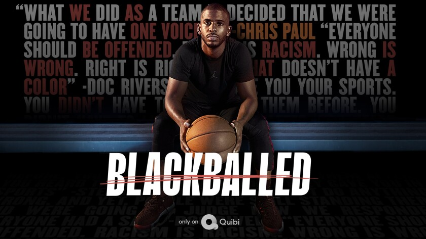 Blackballed Documentary A First Person Look From Clippers Los Angeles Times