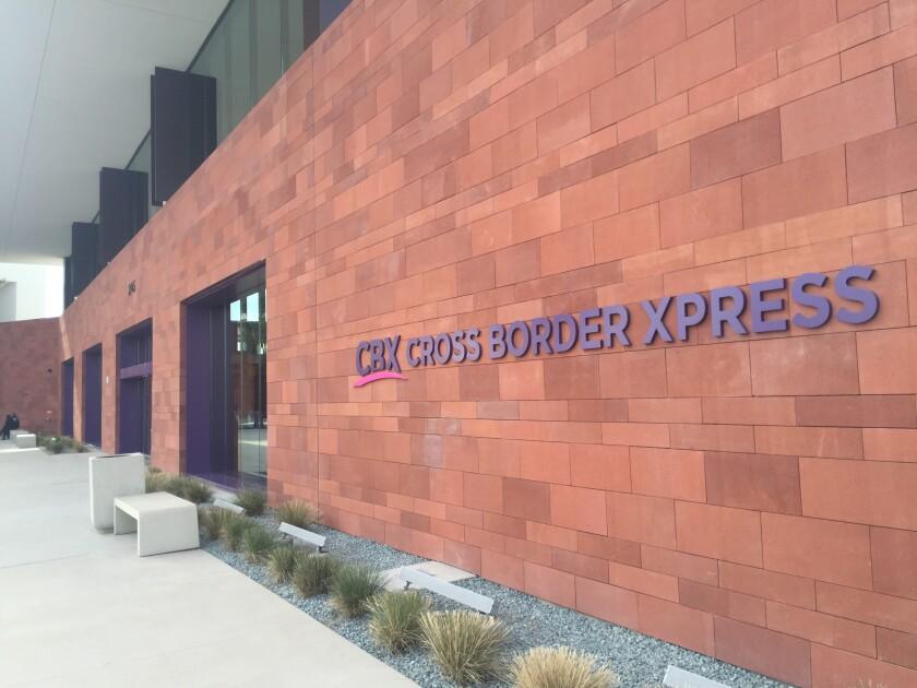 La terminal del aeropuerto Cross Border Xpress de Otay Mesa está a punto de crecer.