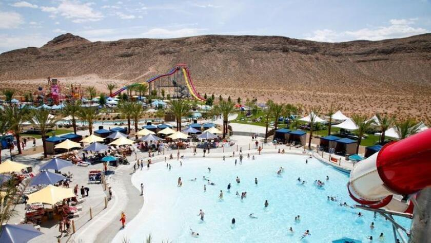 Wet 'n Wild Las Vegas (/ courtesy photo)