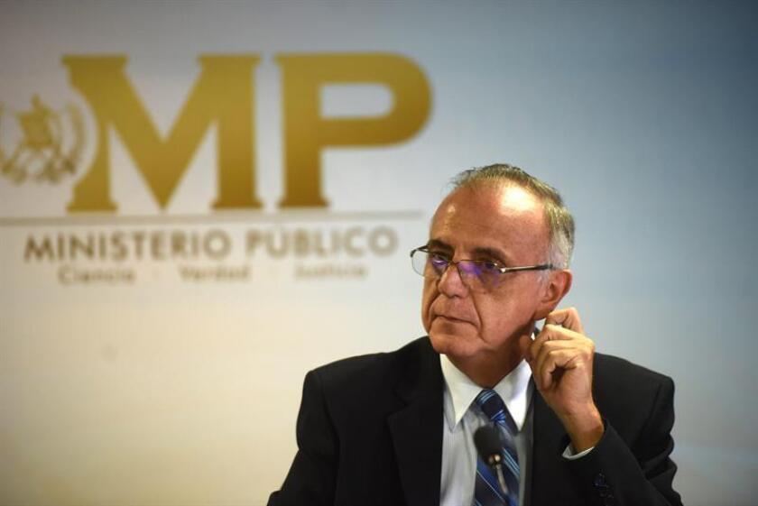 El jefe de la Comisión Internacional Contra la Impunidad de Guatemala (Cicig), el abogado colombiano Iván Velásquez. EFE/Archivo