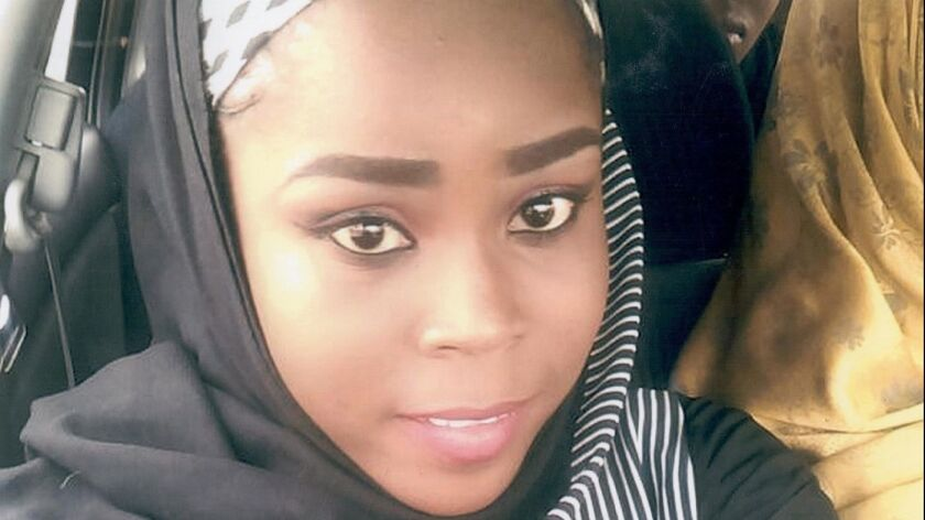 Red Cross health worker Hauwa Mohammed Liman was killed by Islamist militants in Nigeria on Tuesday.