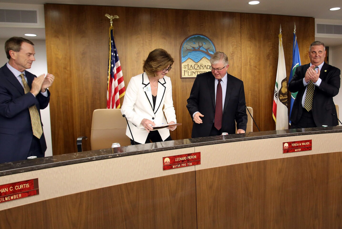 New mayor sworn in