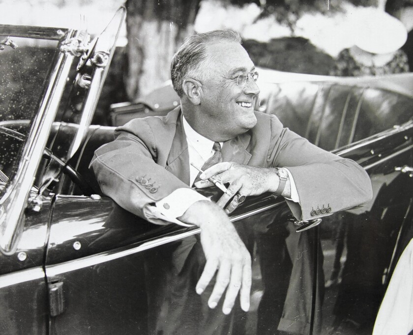Review: 'The Roosevelts: An Intimate History' by Ken Burns is thorough