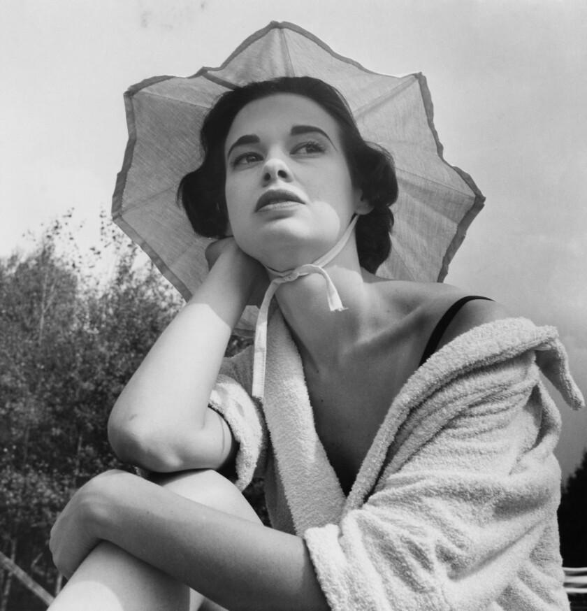 Gloria Vanderbilt, heiress, socialite and fashion