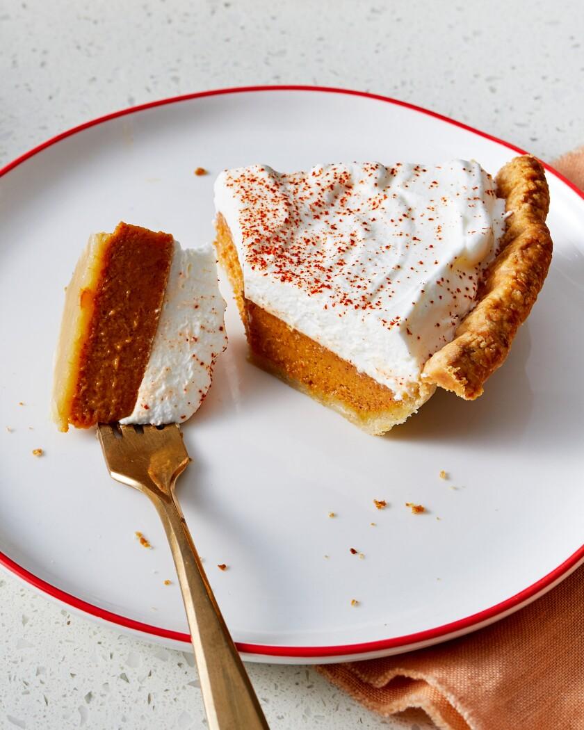 Nashville Hot Pumpkin Pie