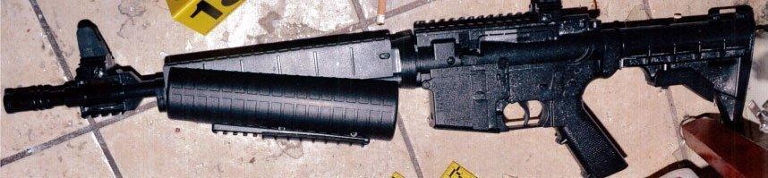 Man killed in standoff had replica rifle - The San Diego