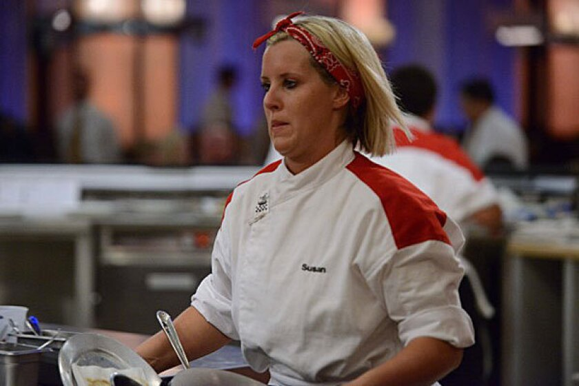Hell S Kitchen Recap It S Time To Ditch The Dead Weight Los Angeles Times