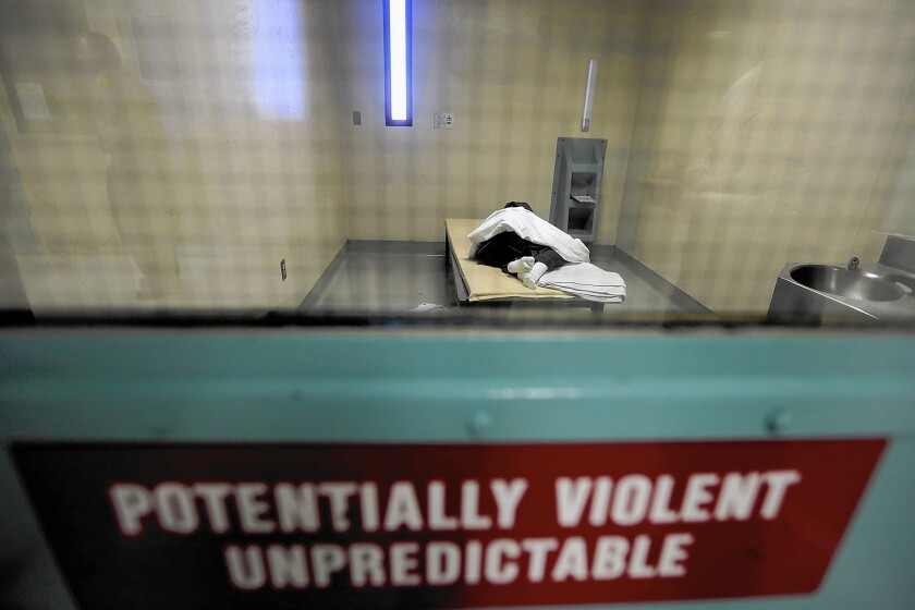 Defendants declared incompetent face lengthy delays in jails