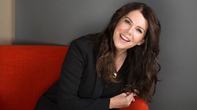 """Lauren Graham is one of the celebrities who will share their favorite American novels on the upcoming PBS show, """"The Great American Read."""""""