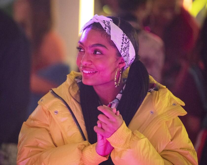 "Yara Shahidi in ""Grown-ish"""
