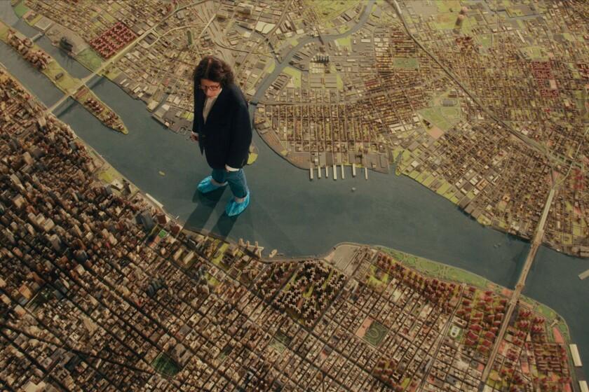 """Fran Lebowitz in """"Pretend It's a City."""""""