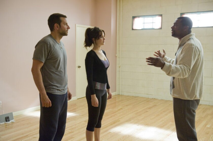 """""""Silver Linings Playbook,"""" with Bradley Cooper, Jennifer Lawrence and Chris Tucker, got a box office boost from its multiple Oscar nominations."""