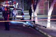 Five injured in East Village shootings