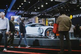 The 2018 L.A. Auto Show is here