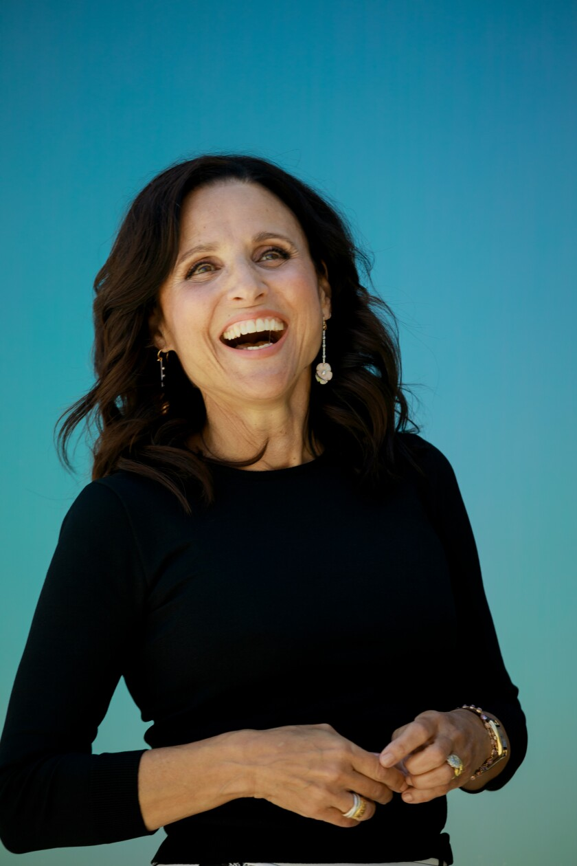 Julia Louis Dreyfus Vaults From Cancer Back To Veep Emmys
