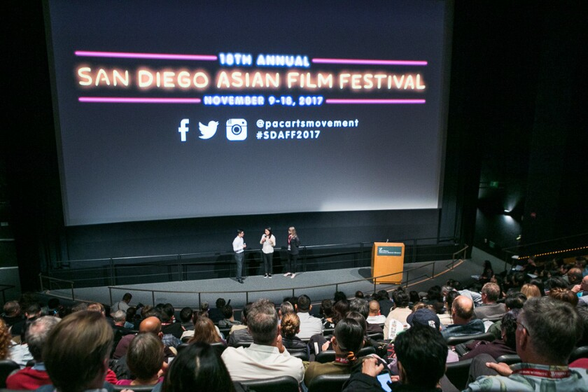 San Diego Asian Film Festival.