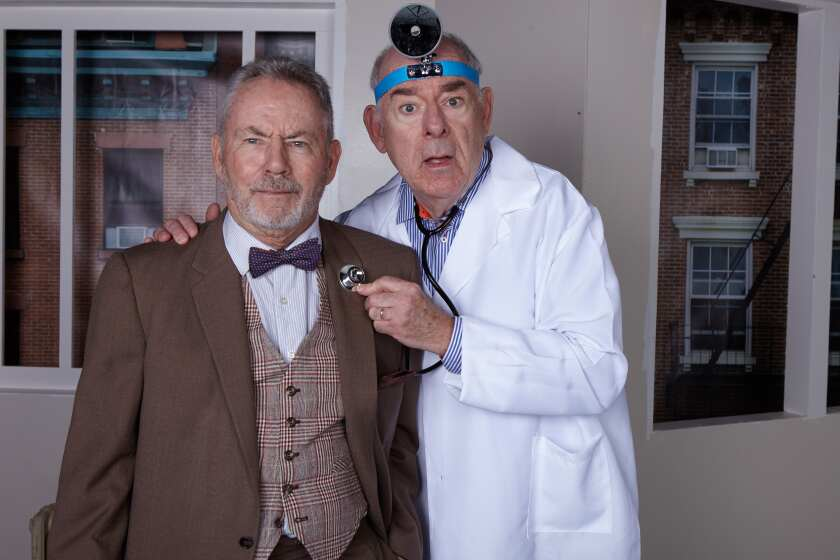 The Sunshine Boys James Sutorius & Lenny Wolpe - photo by Aaron Rumley.jpg