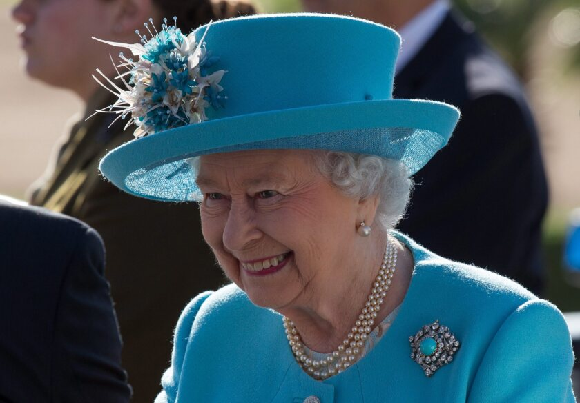 OK, so Queen Elizabeth is a decade short of 100, but 90 is close enough for a party.